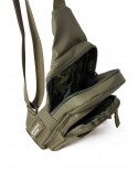 """Cabin trolley fabric with removable pocket pc, Piquadro """"Aki"""" - Blue"""