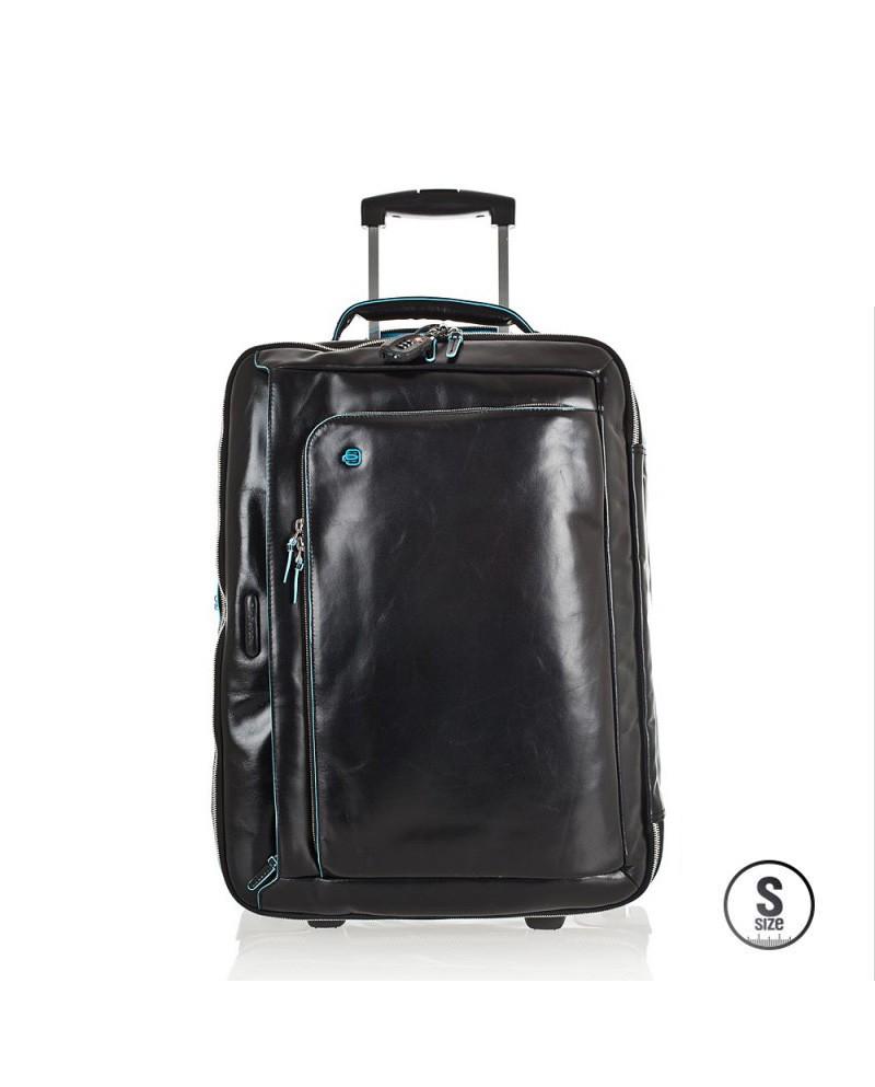 Leather briefcase Piquadro - Tan