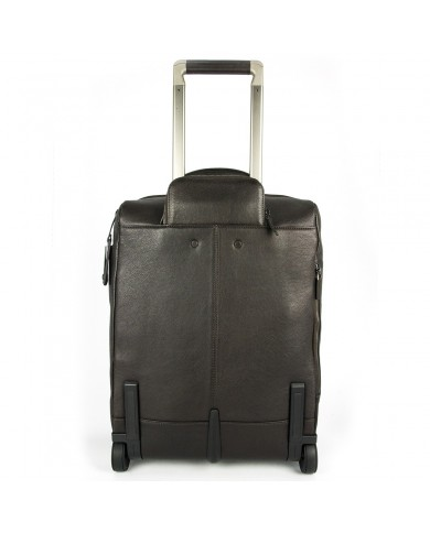 Pilotina in tessuto, con tasca porta pc e porta tablet, Piquadro Signo 2 - Nero