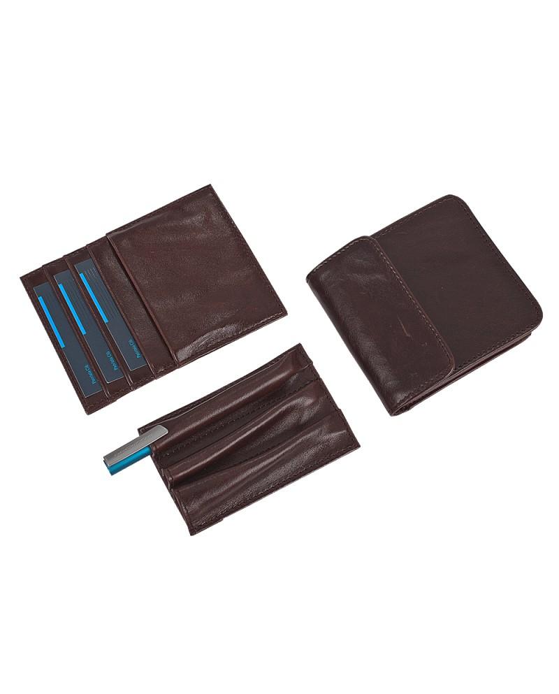 Shopping bag lavorazione intagliata, Twin-Set Simona Barbieri - Blu