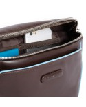 Leather bag with detachable pocket, Gianni Chiarini Made in Italy