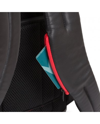 "Perforated bag , Tosca Blu ""Domino"""