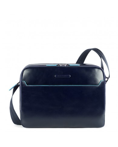 """Backpack made of fabric with compartments for tablets and PC 17"""", Roncato """"Venice"""" - Nero"""