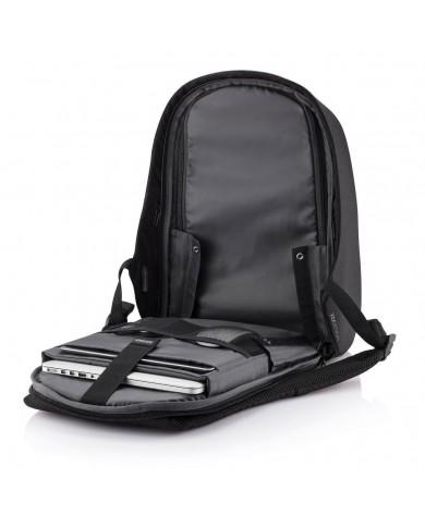 """Cartella in pelle martellata, con tasca porta pc 15,6"""" e tablet, Piquadro """"Thames S90 - Marrone"""