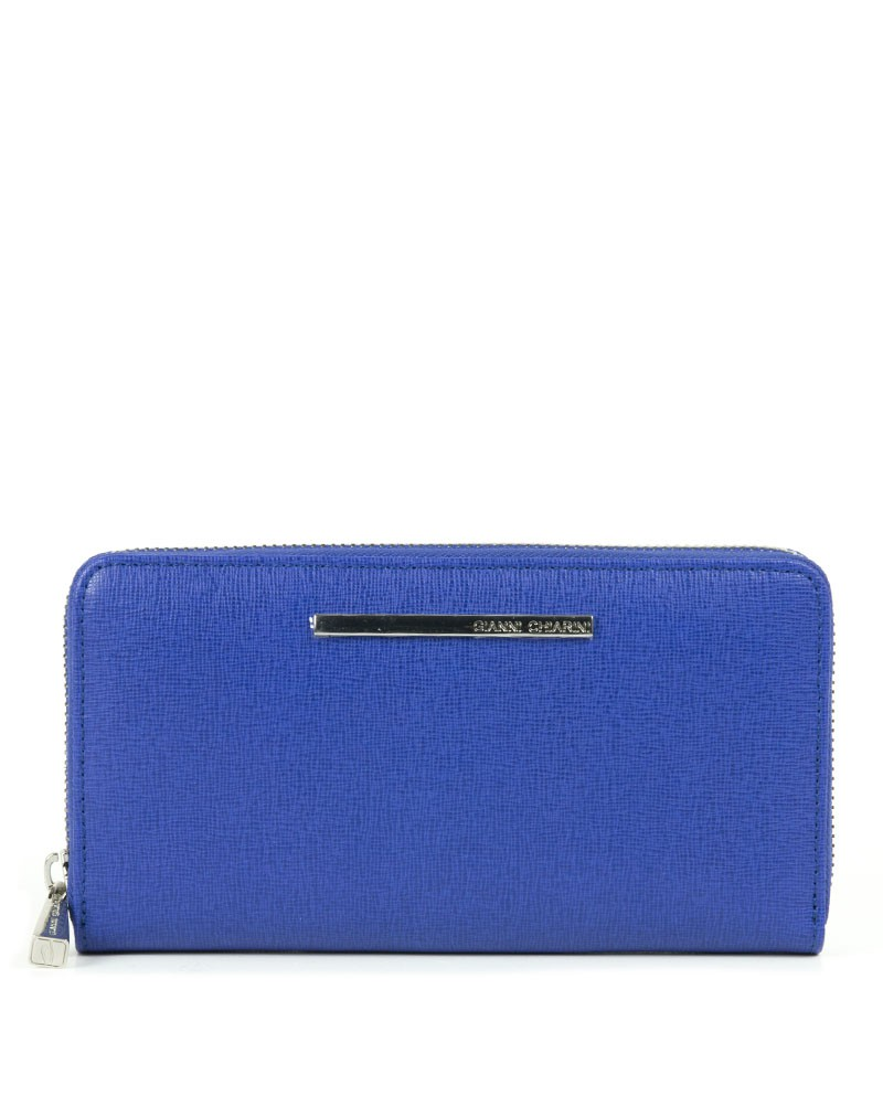 "Zaino in pelle con porta notebook e tablet, Piquadro ""Blue Square - Mogano"