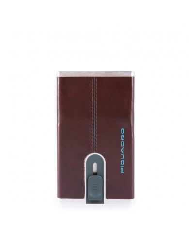 Borsa piccola con tracolla e serratura resina,  Twin-set Simona Barbieri - Rosso chiaro