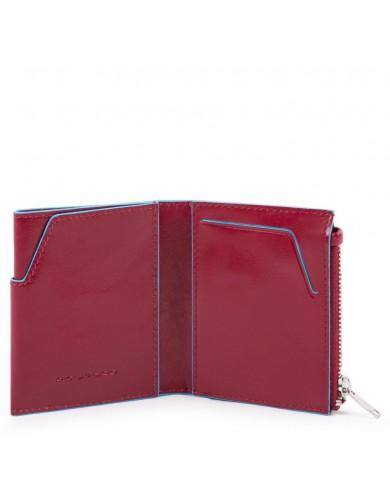 Leather briefcase Piquadro - Dark Brown