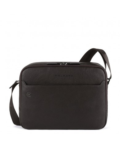 """Key case with snap hook , Y Not """"Fashion shopping - Milan - Taupe Grey"""