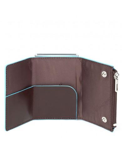 Borsa donna in pelle con tasca, Gianni Chiarini made in Italy - Cammello
