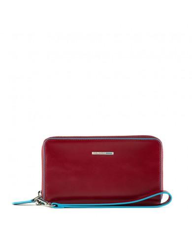 Borsa a mano in pelle decorata con borchie, Gianni Chiarini made in Italy - Testa Moro
