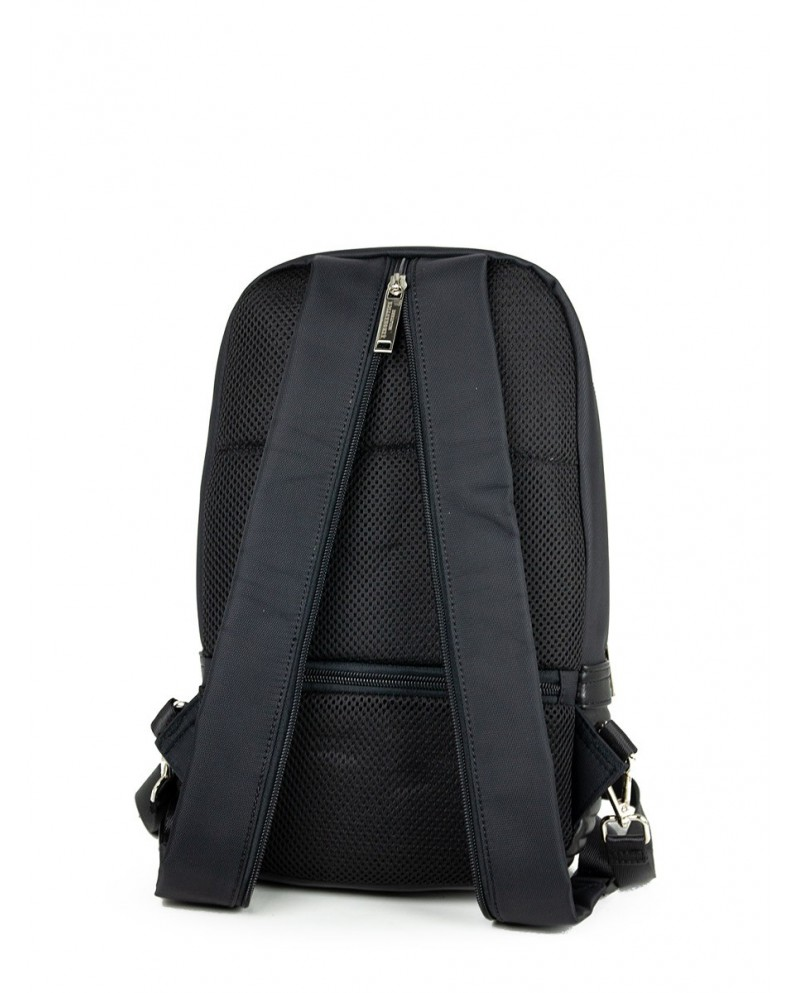 """Leather beauty with hook, Piquadro """"Modus"""" - Black"""