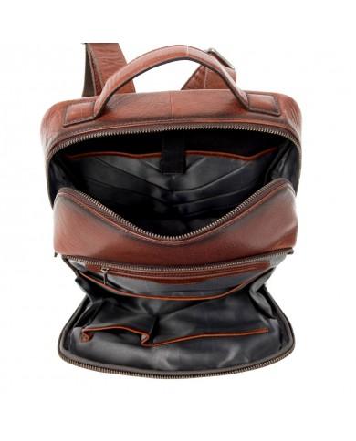 Woman's leather bag, La Martina 2017 - Black