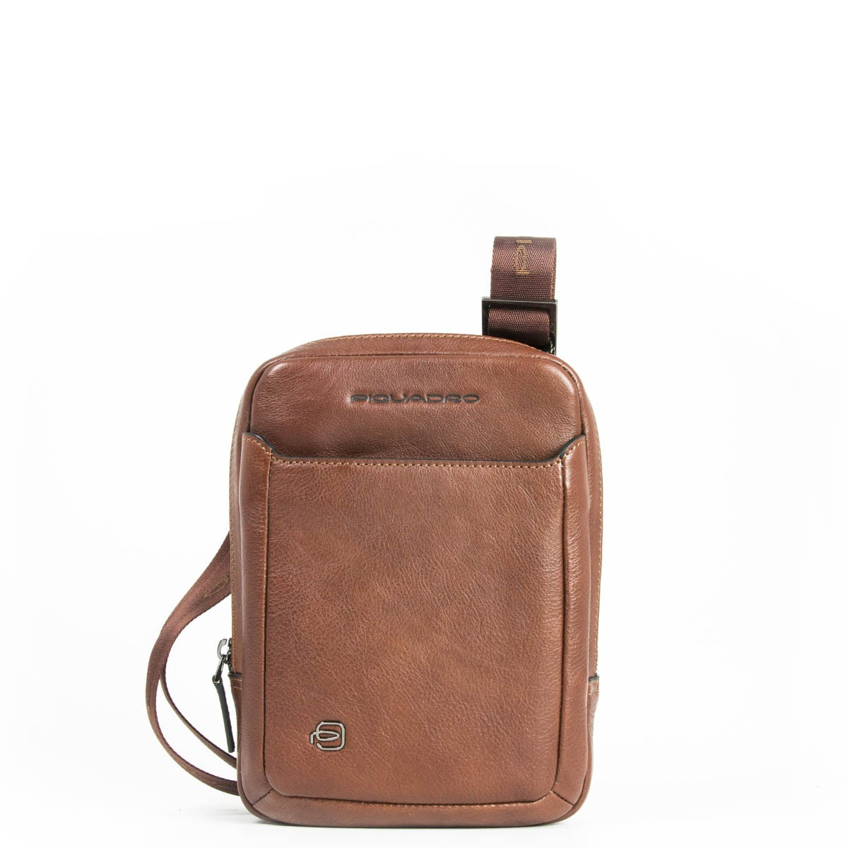 Piquadro Leather man's bag, with compartment for tablet 7