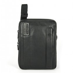 Piquadro Men'sleather bag Black