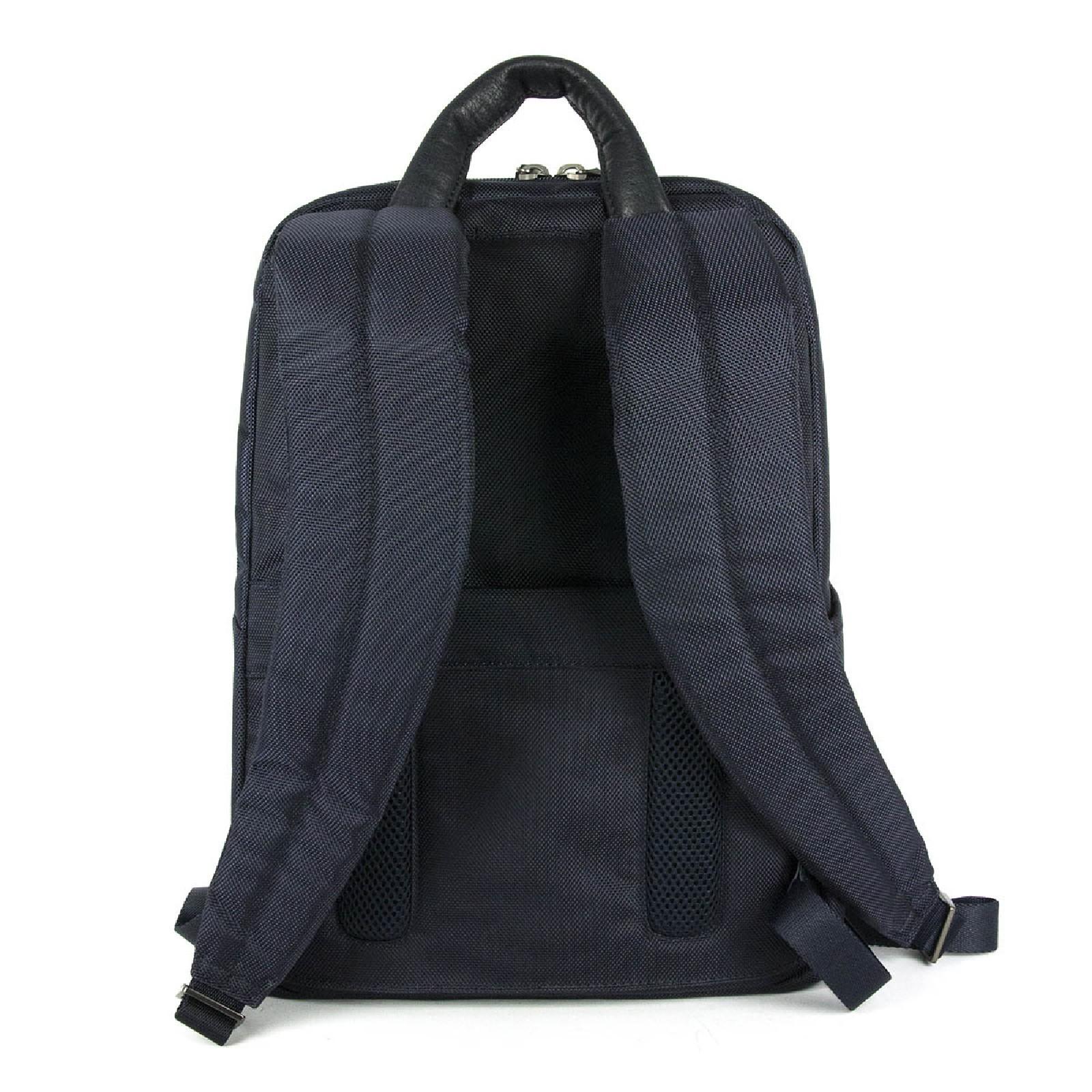 grande vendita 390e9 1d831 Gianni Conti Astuccio in pelle tre cerniere blu