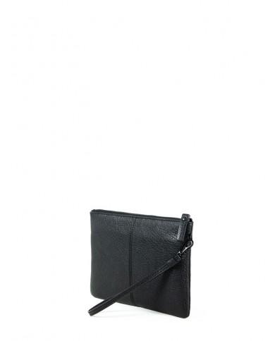 "Leather wallet with pocket for coins, La Martina ""Rio Tortoni"" - Black"
